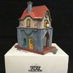 Dept 56 Gate House Accessory Piece Heritage Villag